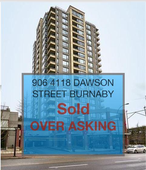 #906- 4118 DAWSON ST BURNABY B.C.