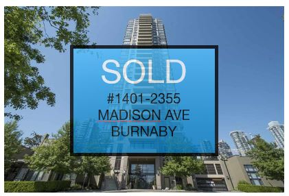 1401 2355 MADISON AVENUE BURNABY